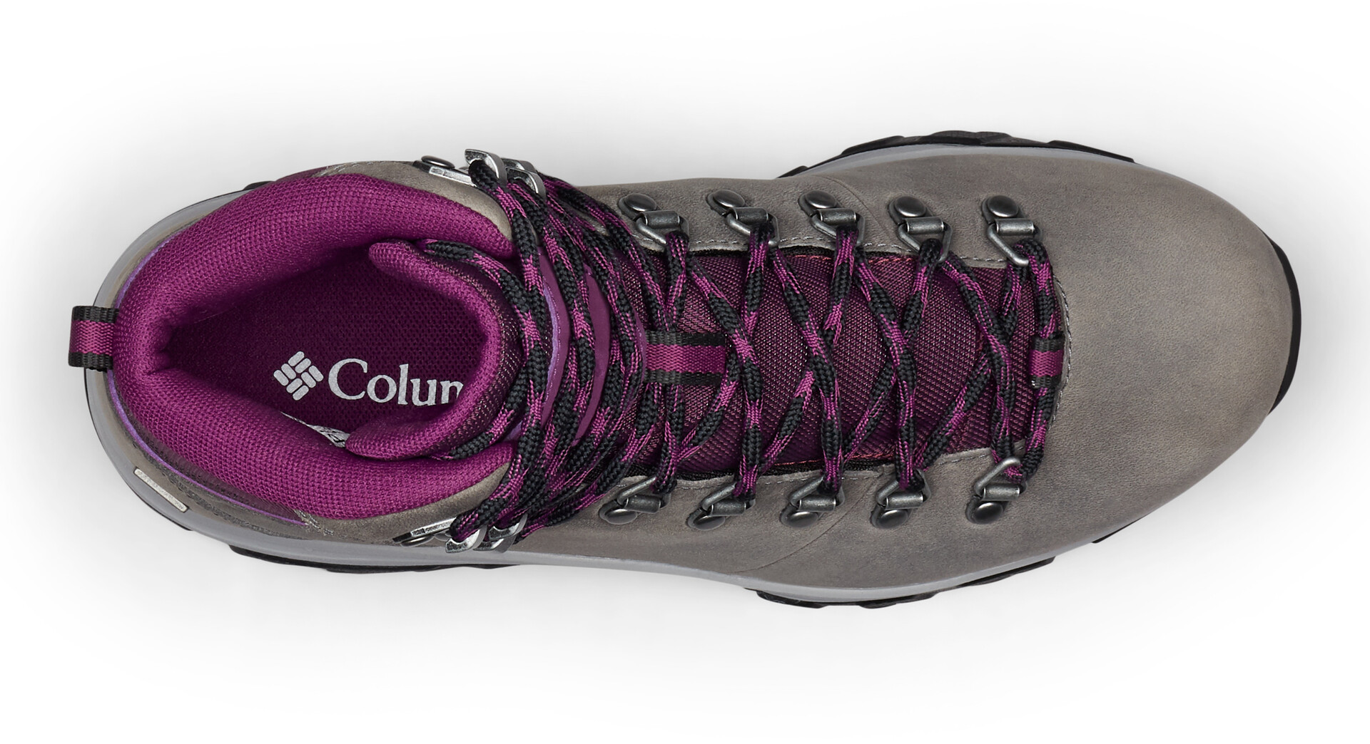 100MW Chaussures steelblack Outdry grey Titanium Femmeti cherry Columbia clJT1FK